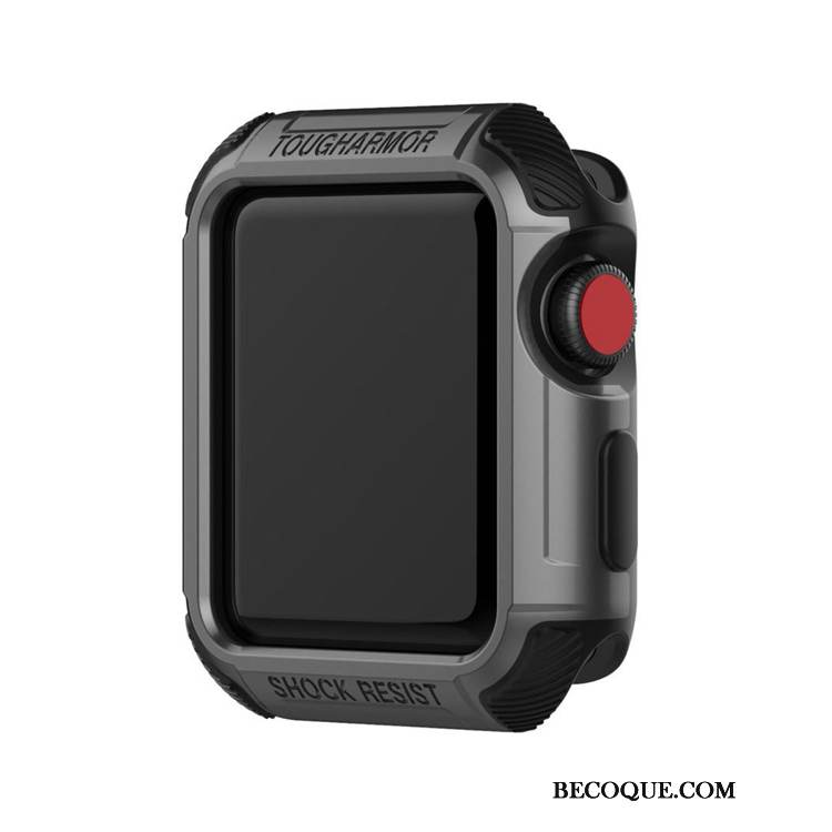 Coque Apple Watch Series 1 Protection Noir Jours, Étui Apple Watch Series 1