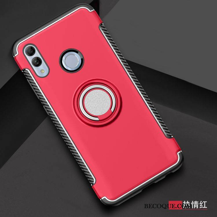 Coque Huawei P Smart Z Business Rouge, Étui Huawei P Smart Z Incassable Tendance