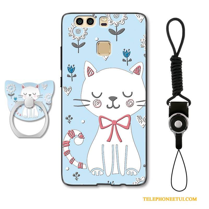 coque huawei p9 chat