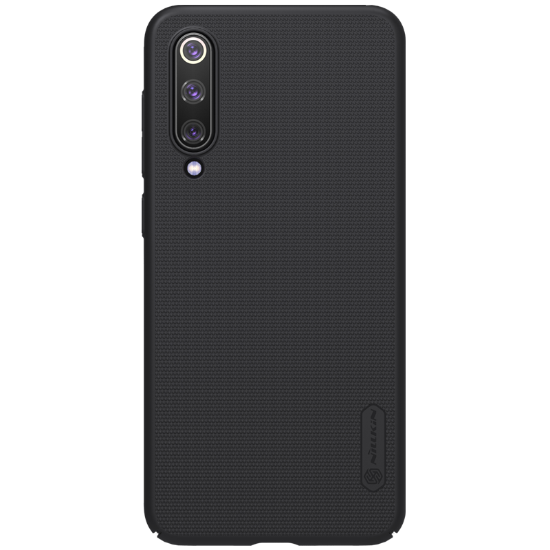 Coque Mi 9 Lite Support Difficile Or, Étui Mi 9 Lite Protection Incassable Transparent