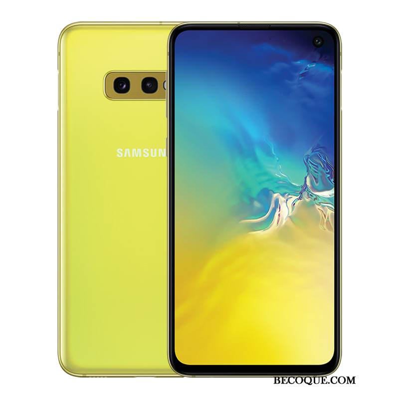 Coque Samsung Galaxy S10e Authentique Nouveau, Étui Samsung Galaxy S10e Imperméable Dragon