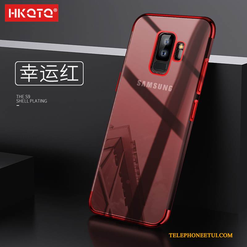 coque protectrice samsung galaxy s9