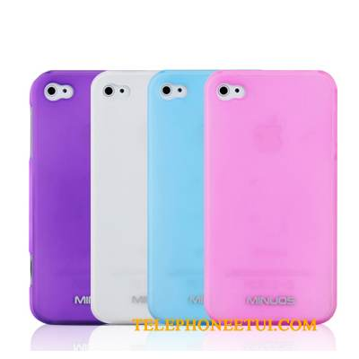 Coque iPhone 4/4s Multicolore De Téléphone, Étui iPhone 4/4s Protection