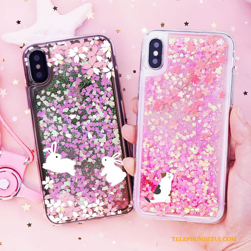 coque iphone x silicone pas cher